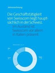 5. Jahresrechnung(PDF, 307 kB) - Swisscom