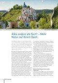 Jahresbericht 2012 - Nature & Economie - Seite 6