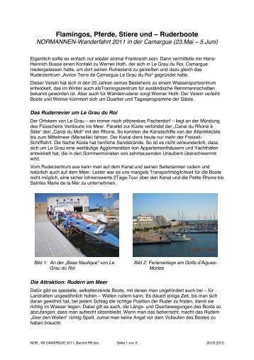 CAMARGUE 2011_NOR_Bericht RR[1]