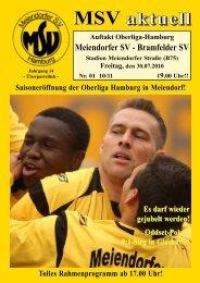 Download - MSV 1. Mannschaft