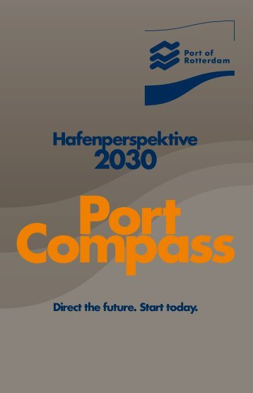 Hafenperspektive 2030 - Port of Rotterdam