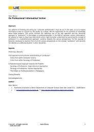 pdf-fulltext (120 KB) - International Review of Information Ethics