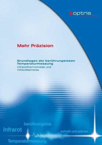 Optris Grundlagen Temperaturmessung mit ... - nbn Elektronik AG