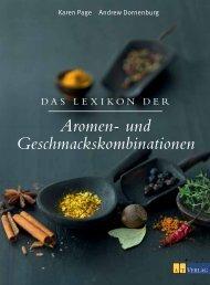 Aromen- und Geschmackskombinationen - AT Verlag