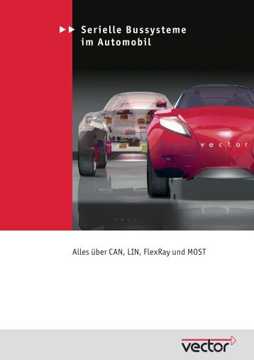 Serielle Bussysteme im Automobil - Vector