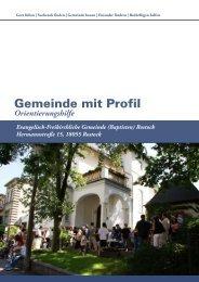 Download - Evangelisch Freikirchlichen Gemeinde Rostock