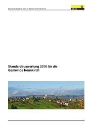 Gemeindeführungskennzahlen 2010 [PDF, 103 KB]