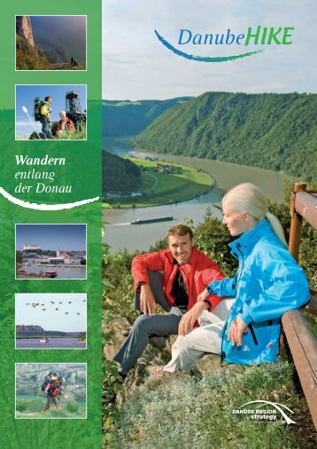 Wandern entlang der Donau - Donausteig