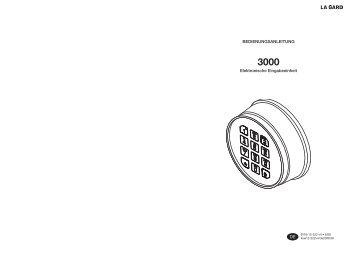 3000 - Wosta Tresore