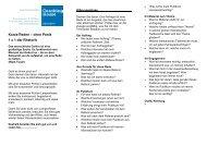 Präsentation (2012, PDF, 898 kB) - Gesundheitsförderung Schweiz