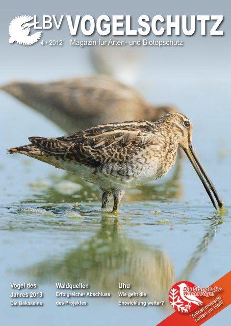 4 • 2012 Magazin für Arten- und Biotopschutz - LBV Untermain