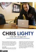chris lighty - Flavor Magazine - Page 6