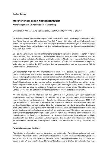 Text als PDF herunterladen - Johann-August-Malin-Gesellschaft