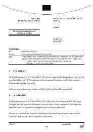 5516/07 mp/HBA/lu 1 JUR RAT DER EUROPÄISCHEN UNION ...