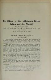 Jahrbuch der Kais. Kn. Geologischen Reichs-Anstalt.