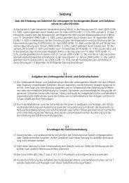 und Gefahrenschutz, Urfassung vom 13.12.2012 - Lahn-Dill-Kreis