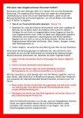 Sicherheitstipps des Kreisfeuerwehrverband Northeim eV Gefahr ... - Seite 2