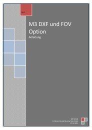 M3-FOV DEUTSCH.pdf - bei Ferdinand Huber Messtechnik GmbH