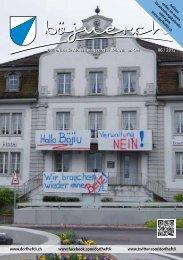 Das offizielle Monatsmagazin für Beinwil am See 05 ... - dorfheftli
