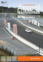Ampel Nachrichten No. 65 [ PDF-DOWNLOAD ] - RTB GmbH & Co. KG