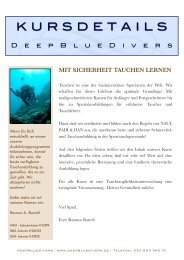 Tauchkurse_files/Advanced Open Water Diver ... - Deepbluedivers