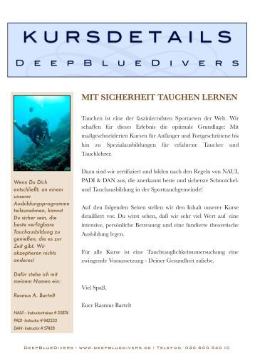 Tauchkurse_files/Advanced Open Water Diver ... - Deepbluedivers