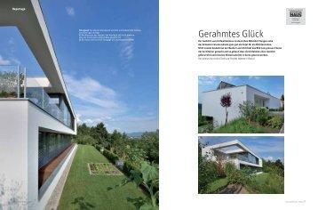 Zeitschrift ,Das Einfamilienhaus' Ausgabe Nr. 3/2013 - Dalla Corte ...