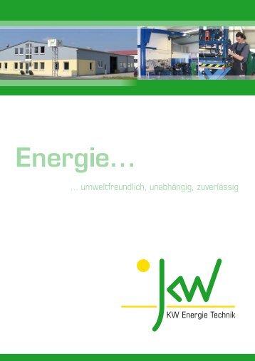 Download KWE-Infomappe.pdf - Solar-Partner