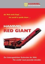 RED GIANT - hammel uk