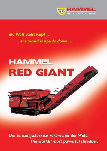 step 22 installation of g red giant hammel uk