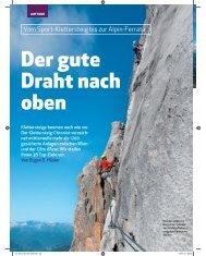 Bergsteiger - Ramsau am Dachstein