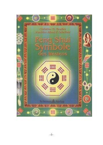 Feng Shui, Symbole des Westens - thule-italia.net