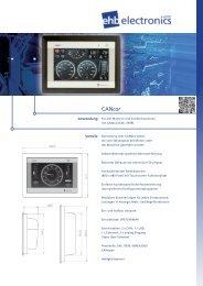 CANcor - ehb electronics gmbh