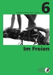 Lehrmittel Sporterziehung: Band 1 – Broschüre 6 - mobilesport.ch