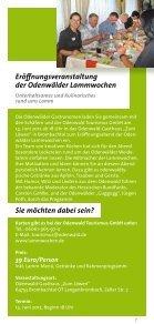 Odenwälder Lammwochen - Odenwald - Seite 7
