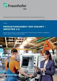 Produktionsarbeit der Zukunft – Industrie 4.0 (.pdf)