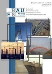 Erstsemsterzeitung WS2012/13 - Technische Universität ...