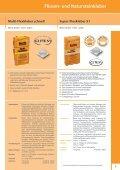 Fugenmassen - Racofix Bauchemie - Seite 5
