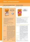 Fugenmassen - Racofix Bauchemie - Seite 6