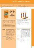 Fugenmassen - Racofix Bauchemie - Seite 7