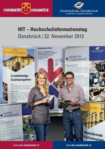 HIT - Zentrale Studienberatung Osnabrück