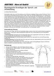 PDF Physiologische Grundlagen - Auditorix
