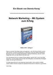 Mit System zum Erfolg - Internet