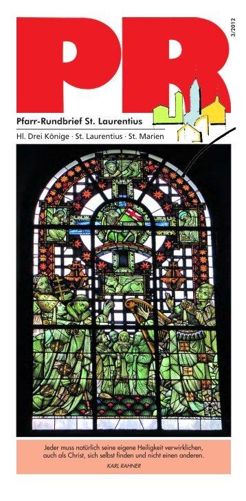 03_2012 - Katholische Kirchengemeinde St. Laurentius in Bergisch ...