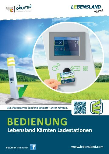 Download (PDF) - Lebensland Ladestationen - Lebensland Kärnten