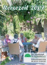 Seniorenreisen - GfS