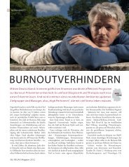 BURNOUT VERHINDERN - Relax Guide