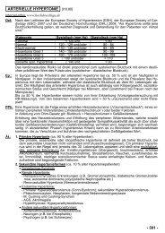 Arterielle Hypertonie [pdf] - Herold Innere Medizin