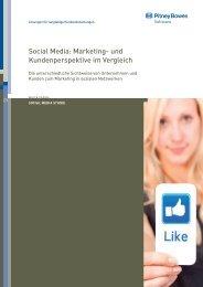 Social Media: Marketing- und Kundenperspektive im Vergleich