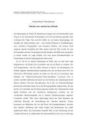HARTMUT BÖHME / PETER MATUSSEK - Peter Matusseks